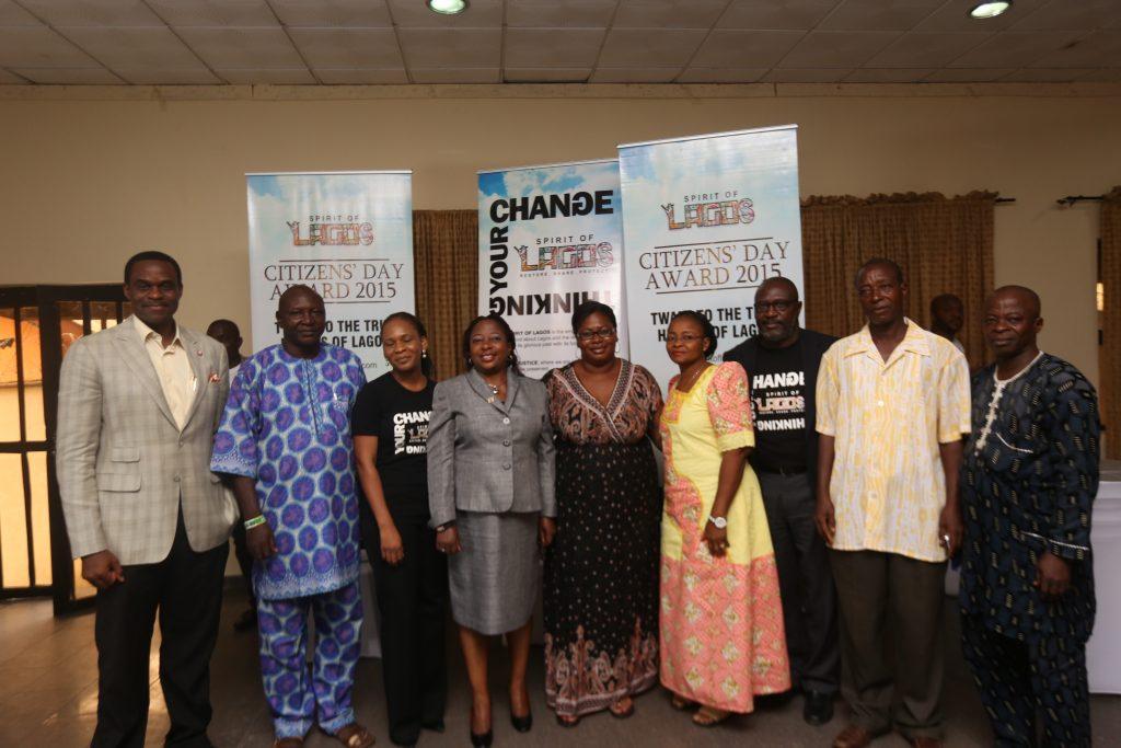 The SOL Team with Representatives from Ayobo Bada CDA